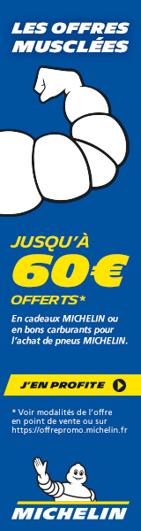 Promo Michelin Carburant